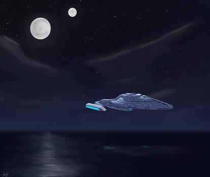 Voyager by mrslong