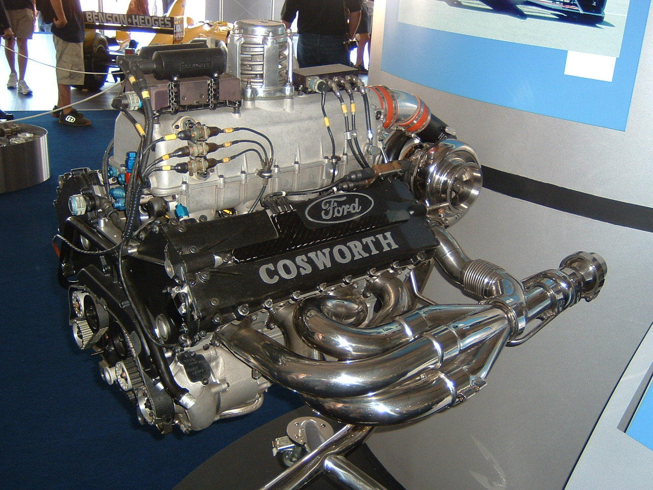 Cosworth Engine By Deathbybass On Deviantart