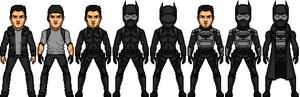 JLA CHRONICLES: Batman / Bruce Wayne