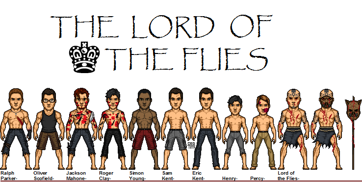 lord of the flies character of Lord of the flies: the unsuccessful adaptation  such is the fate of the lord of the flies,  one example of this is the character development of ralph in the.