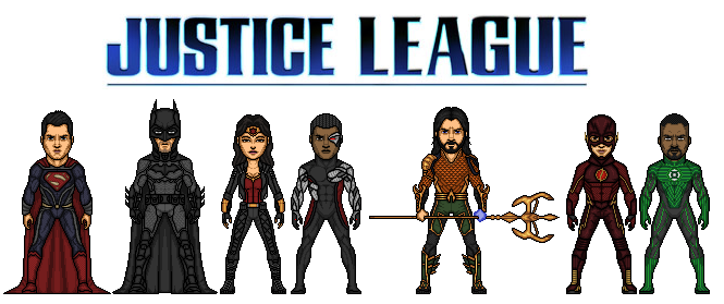 JUSTICE LEAGUE Film~~ By Zack Snyder :D by benshark92