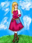 Skyward Sword Zelda