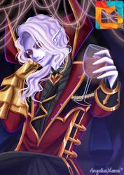 :Fanart: Halloween Alucard