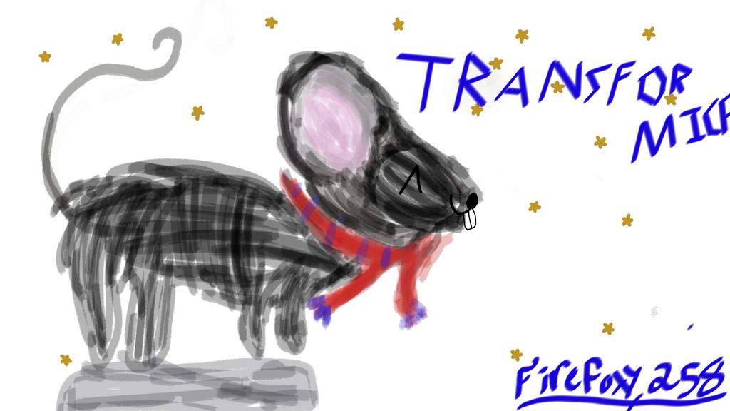 Tranformice Fanart #1 by Firefoxy2580