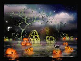 Halloween's Night by altergromit