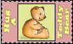 Hug A Teddy Bear Stamp by altergromit