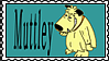 Muttley stamp by altergromit
