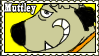 Muttley The Stamp by altergromit