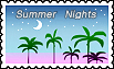 Summer Nights Stamp by altergromit