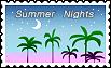 Summer Nights Stamp by altergromit