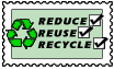 Recycle Stamp by altergromit