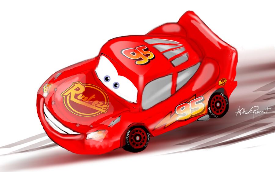 Lightning McQueen by altergromit
