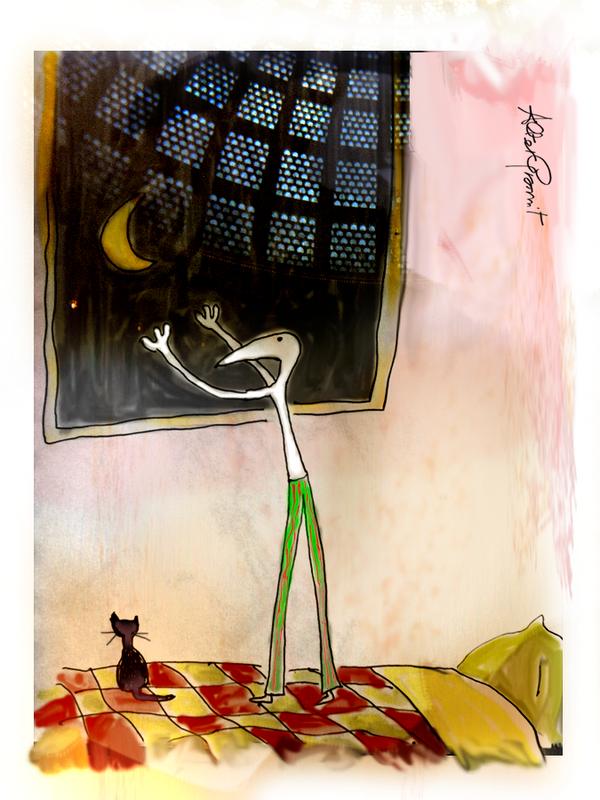 Tango Luna by altergromit