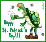 Patrick the tortoise