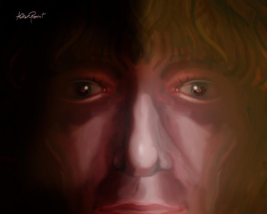 Self-portrait by altergromit