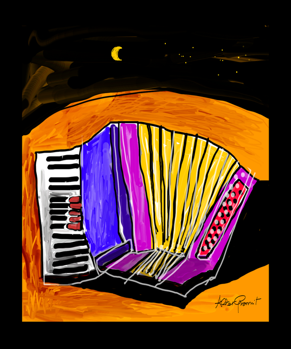 The Accordion by altergromit