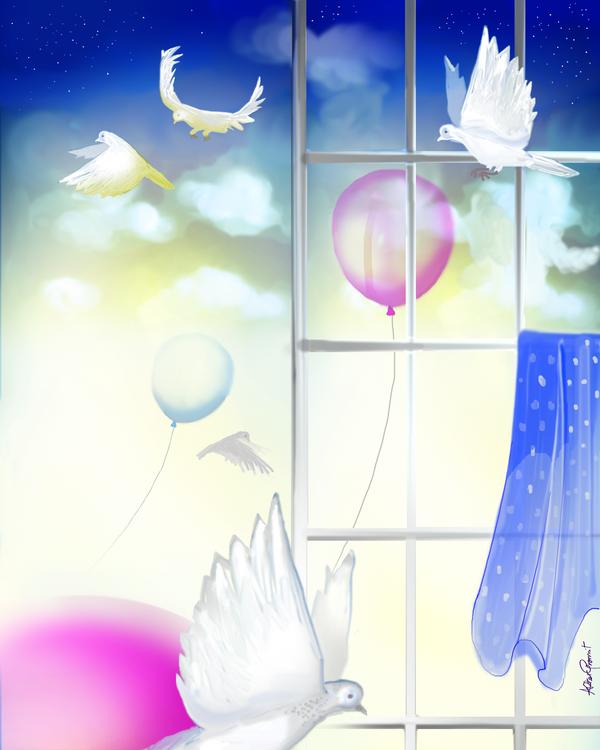 Heaven by altergromit