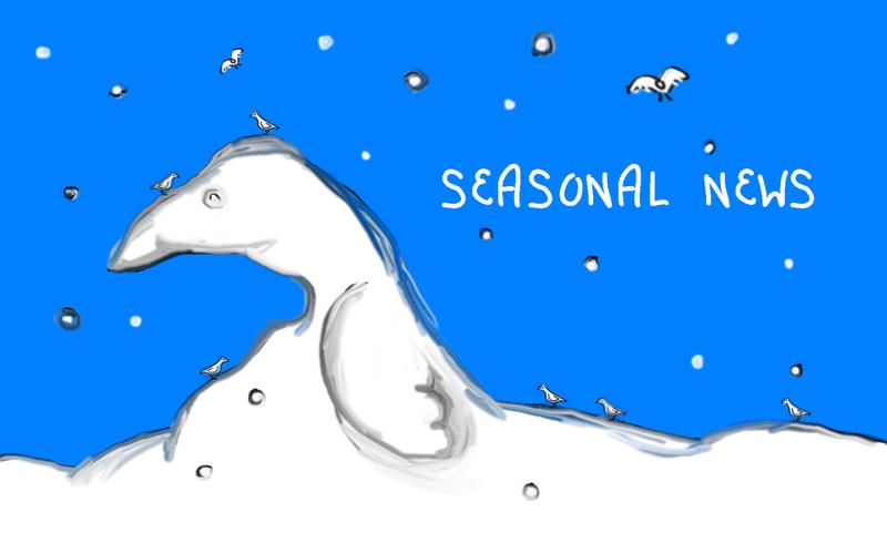 Seasonal News by altergromit