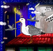 Fake Town   by altergromit