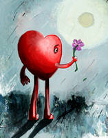 I give you my heart by altergromit