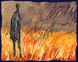 Wheat Field by altergromit