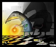 Mr. O'Possum by altergromit