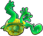 Happy Happy Little Tortoise by altergromit