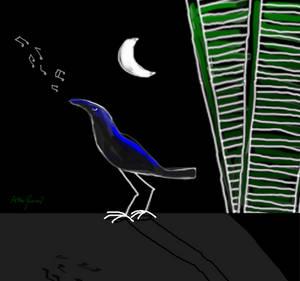 Blue Night by altergromit