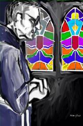 Monk by altergromit