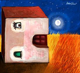 Home Sleep Home  :) by altergromit