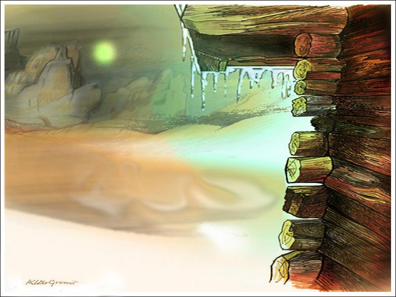 Hut by altergromit