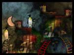 The Penguins' Castle