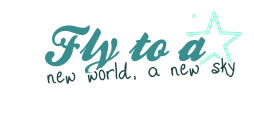 Fly to a new world, new sky. by OrihimeInoe