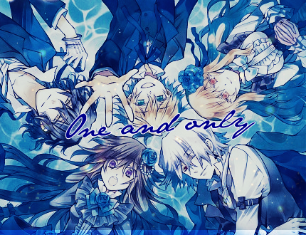 One and Only- Pandora Hearts by OrihimeInoe