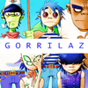 Icon GORRILAZ. by OrihimeInoe