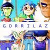 Icon GORRILAZ. by OrihimeInoe