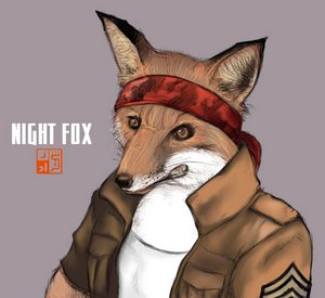 Another ID That is awesome XD by FoxOfTheNight