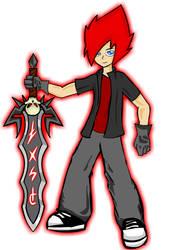 Fiery Blade