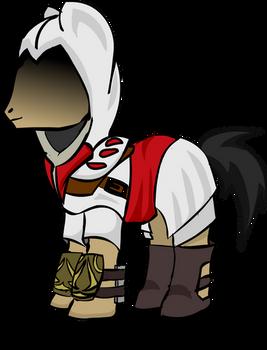 Assassin Pony Armor Concept