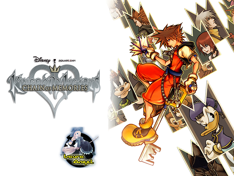 Render Kingdom Hearts by GrayAngel15