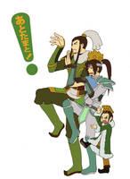 Dynasty Warriors: Atotamato by MaGeHiKaRi