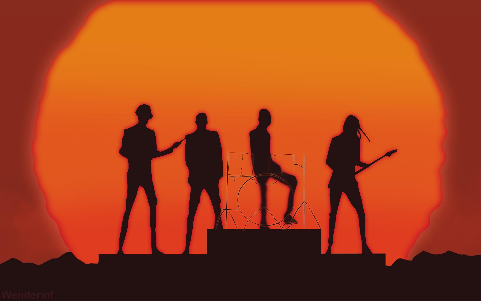 Daft Punk-Get Lucky Wallpaper by wenderss on DeviantArt