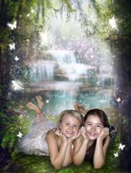 Libby's Waterfall