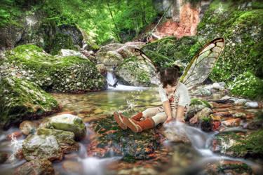 Danni's Water Wonderland