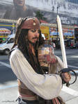 Captain Jack Sparrow's Twin.