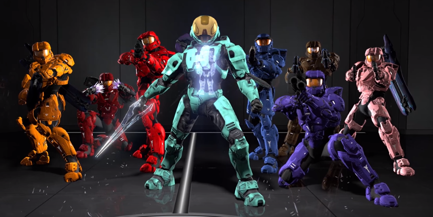 Red team vs blue youtube chat