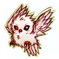 .:Mukurou Owl:. by Naiconiku