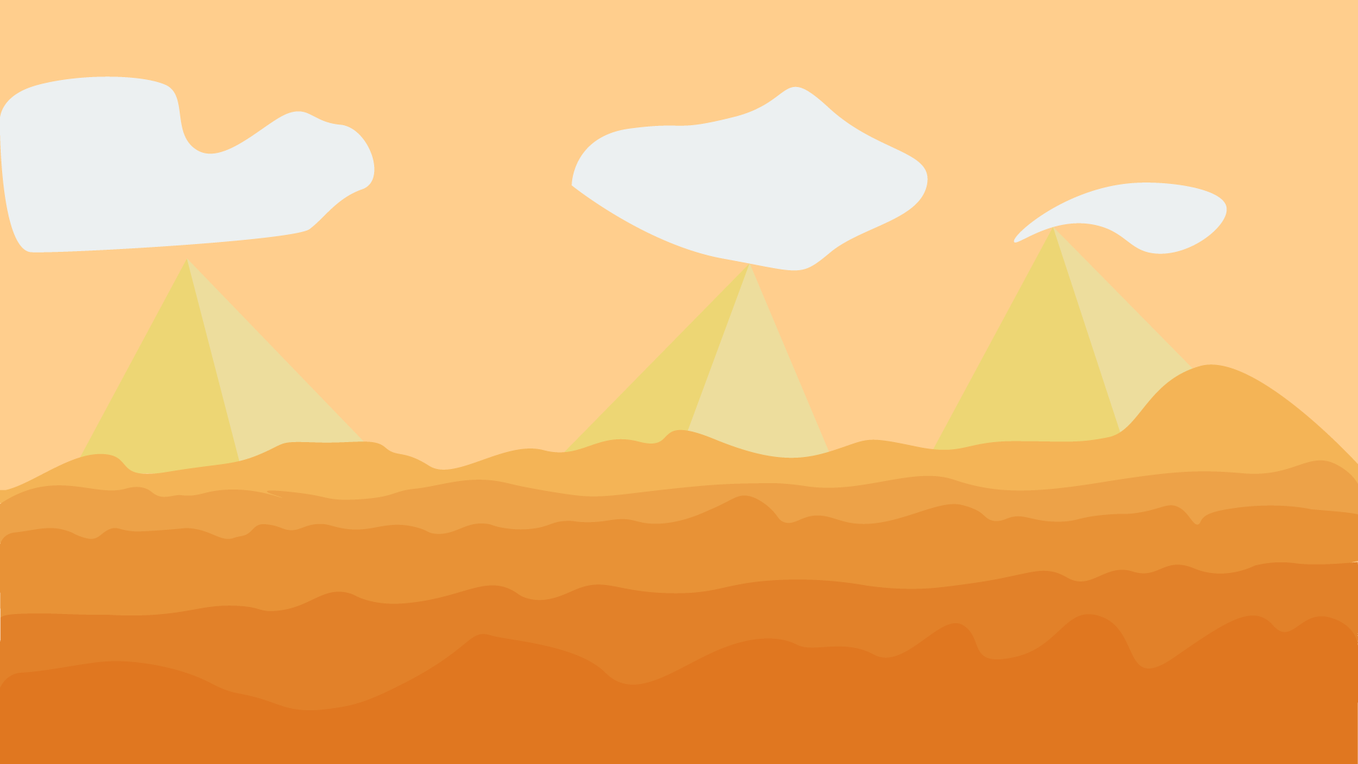 flat desert wallpaper by reynardo100 on deviantart