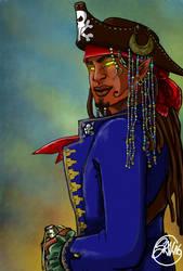 Aerandir, Arcadio's father by gatesway
