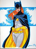 batgirl again by JamieFayX